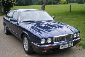 1997 Jaguar XJ6 Executive 3.2 For Sale