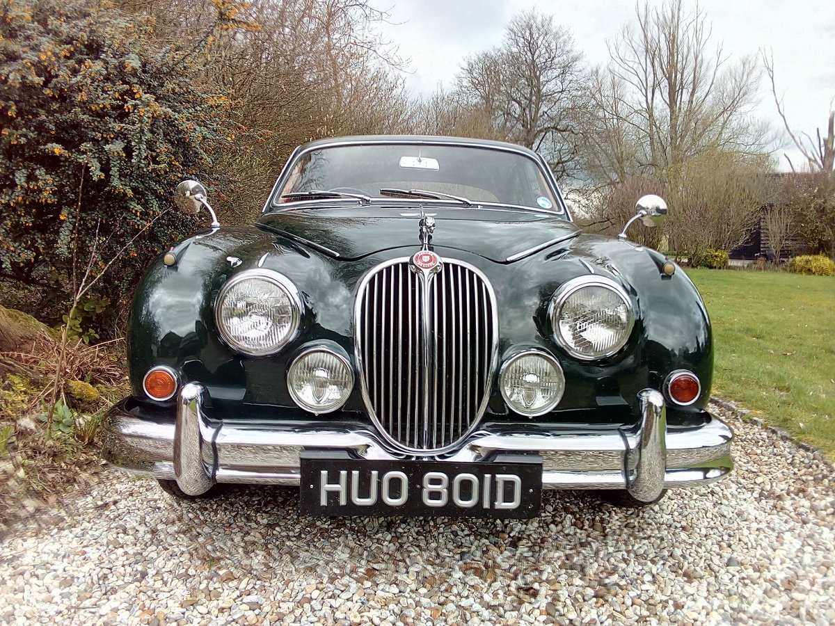 1966 Jaguar Mk 2 3.4 Manual overdrive For Sale (picture 6 of 6)