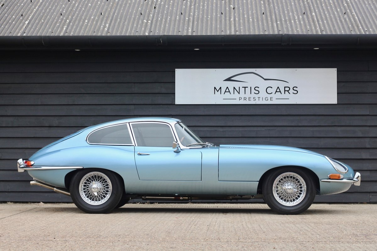 1965 CONCOURS STANDARD S1 ETYPE For Sale (picture 3 of 6)