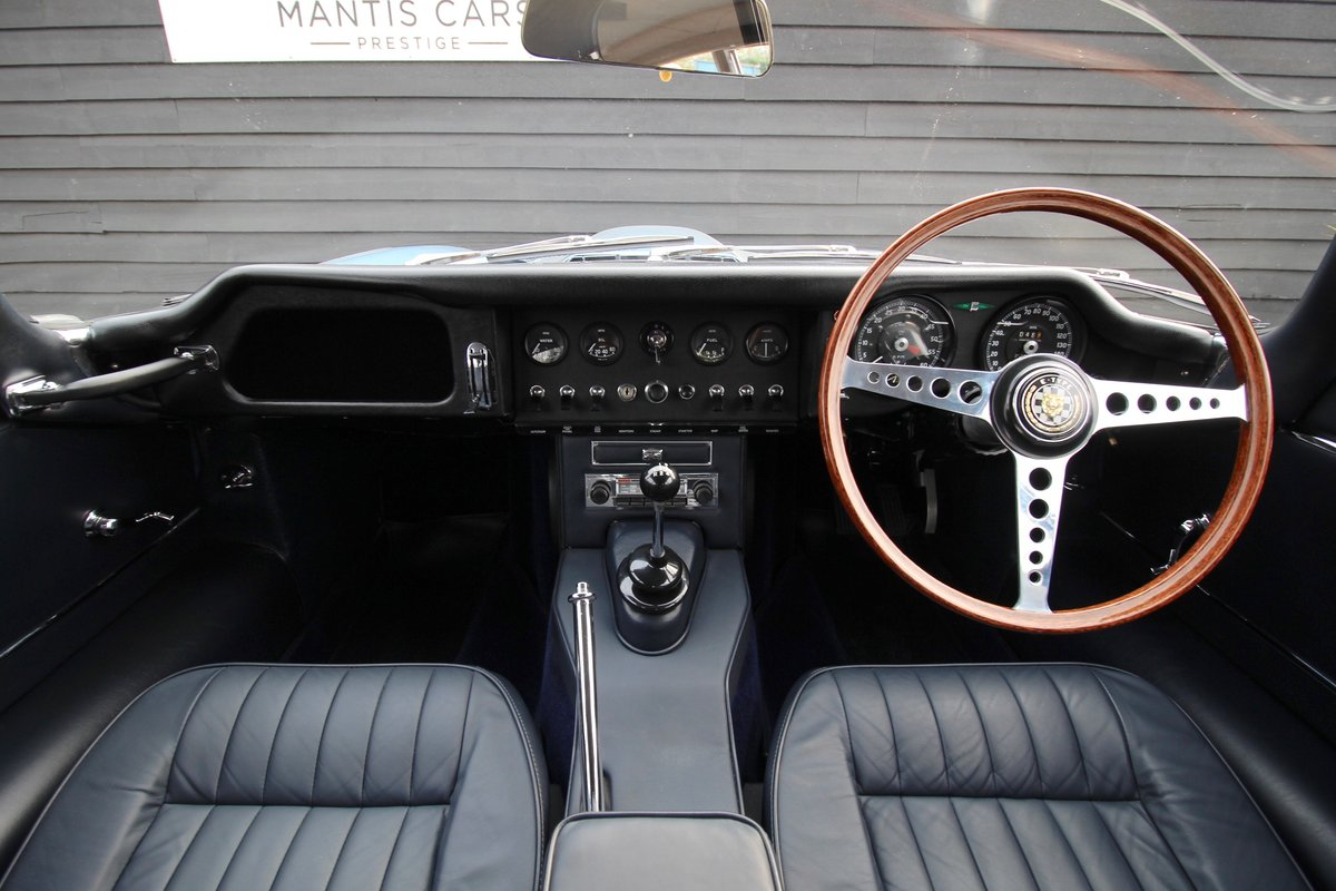 1965 CONCOURS STANDARD S1 ETYPE For Sale (picture 4 of 6)