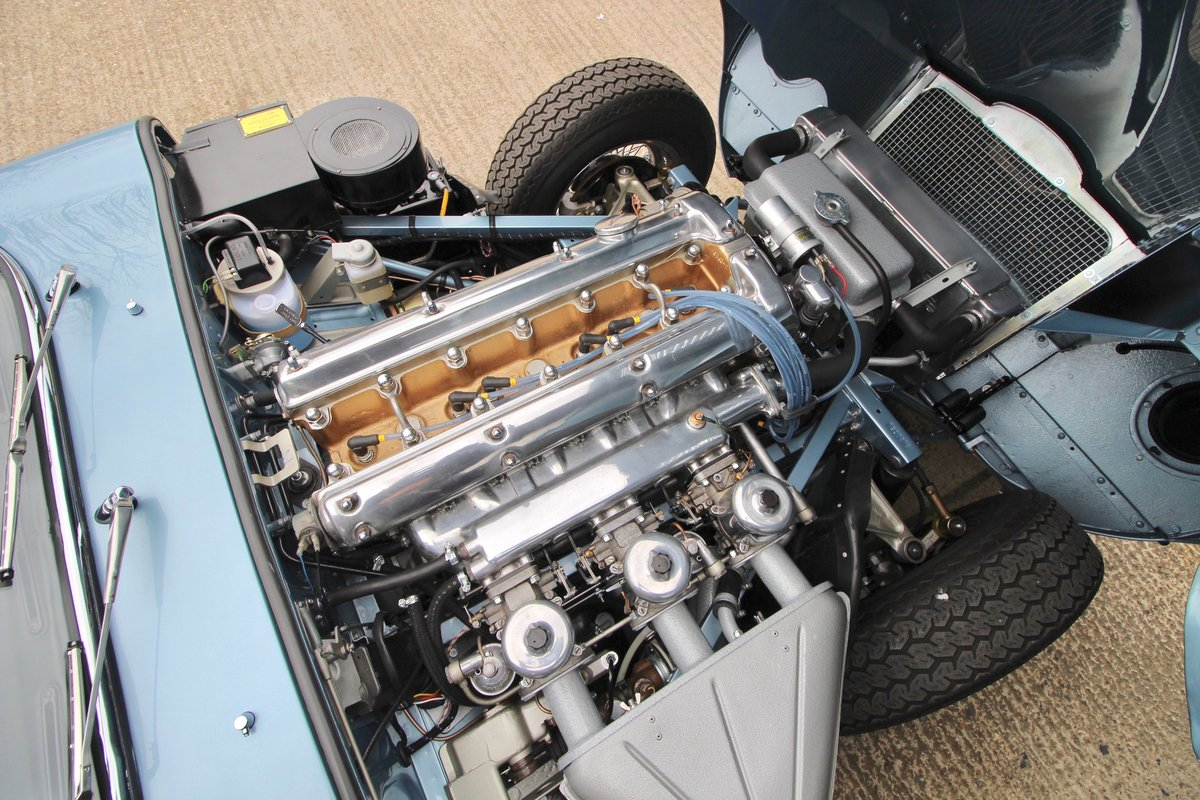 1965 CONCOURS STANDARD S1 ETYPE For Sale (picture 5 of 6)