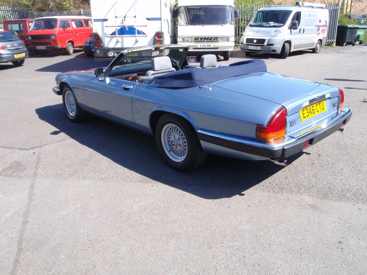 1988 jaguar xj-s convertible very low millage For Sale (picture 3 of 6)