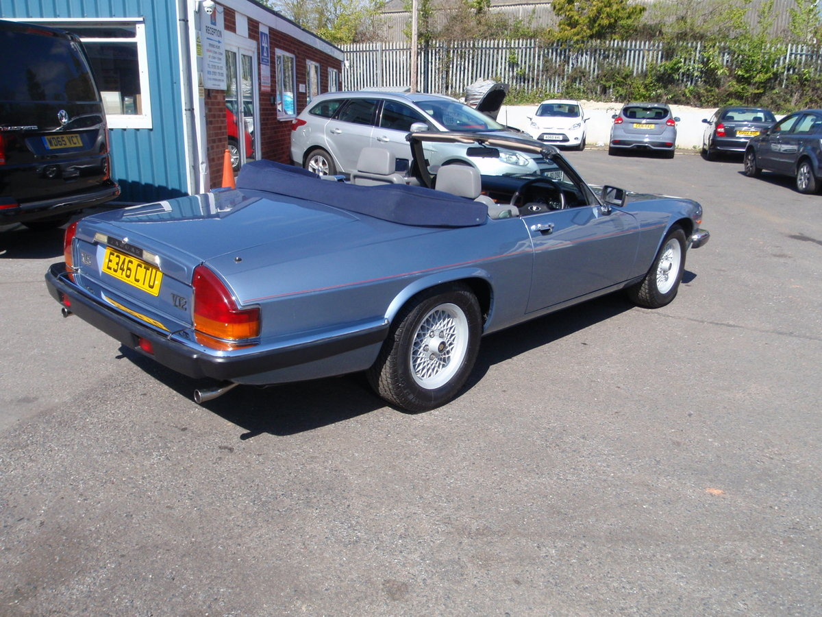 1988 jaguar xj-s convertible very low millage For Sale (picture 4 of 6)