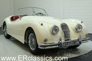Jaguar XK140 OTS Roadster 1954 restored