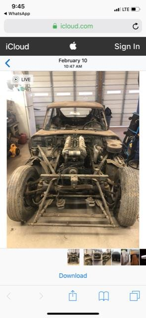 Parts or Rebuild  SOLD