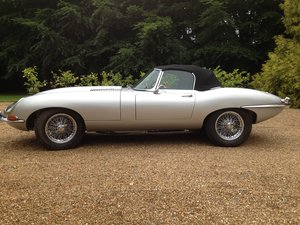 1967 Series 1 E type roadster