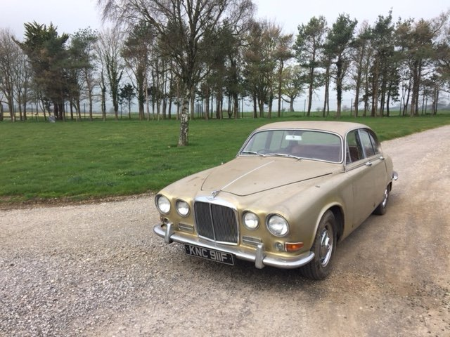 1969 JAGUAR 420 1967  MANUAL OVER DRIVE  For Sale (picture 5 of 5)