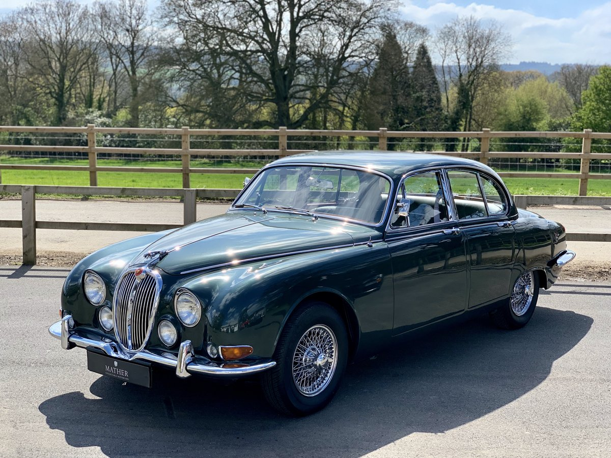 1966 Jaguar S-Type 3.4 S For Sale (picture 1 of 6)