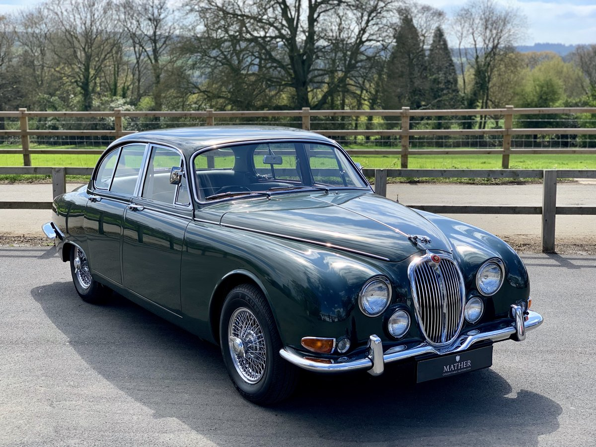 1966 Jaguar S-Type 3.4 S For Sale (picture 2 of 6)