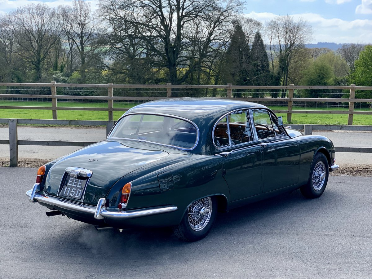 1966 Jaguar S-Type 3.4 S For Sale (picture 3 of 6)
