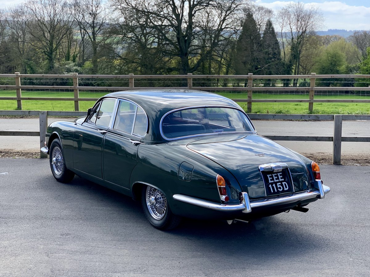 1966 Jaguar S-Type 3.4 S For Sale (picture 4 of 6)