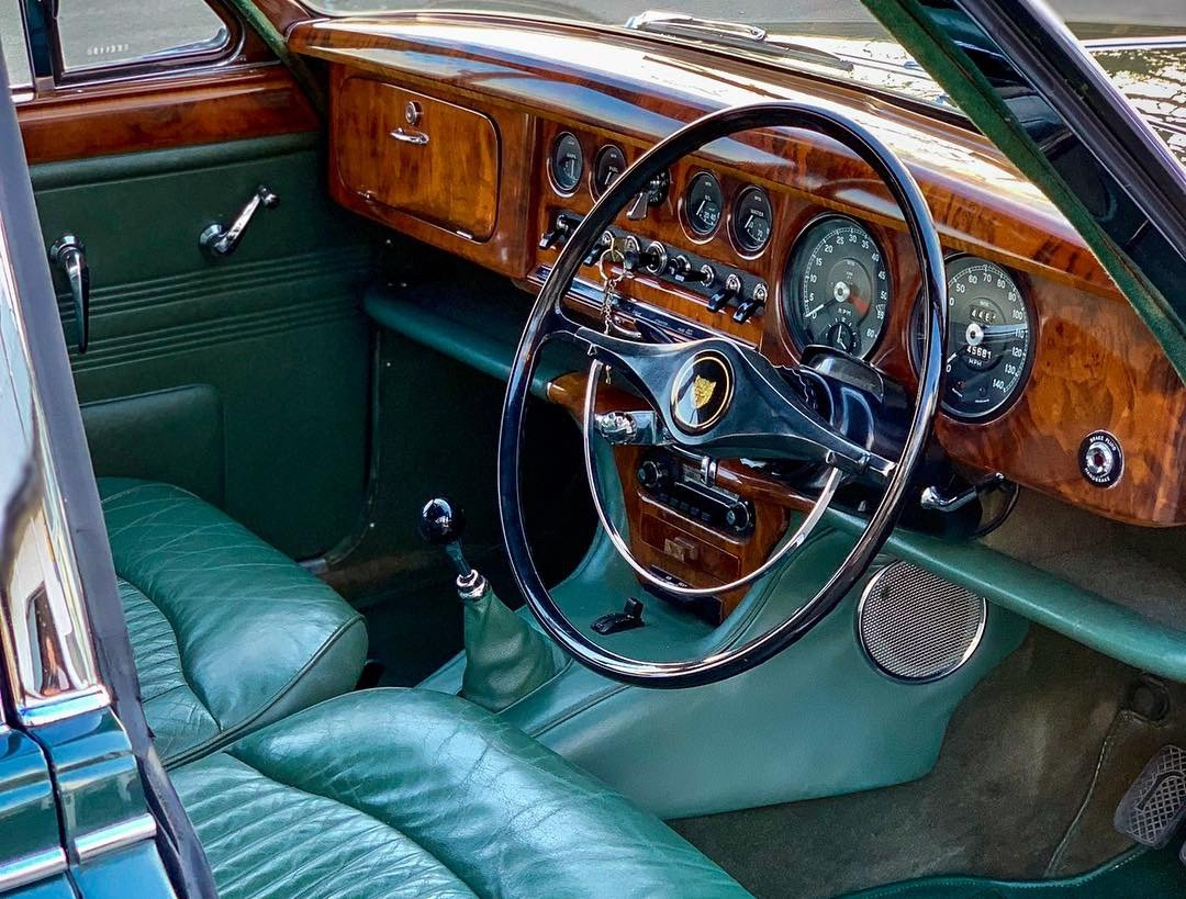 1966 Jaguar S-Type 3.4 S For Sale (picture 5 of 6)