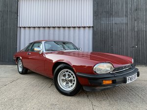 1979 Jaguar XJ-S 5.3 v12pre HE *2 former keepers* SOLD