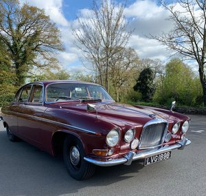 1964 Jaguar MK10, ONLY 49691 MILES  For Sale