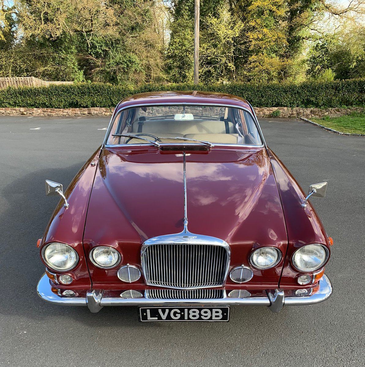 1964 Jaguar MK10, ONLY 49691 MILES  For Sale (picture 2 of 6)