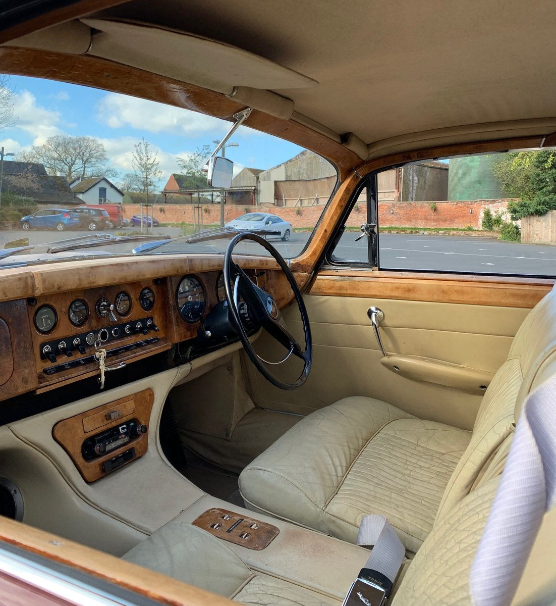 1964 Jaguar MK10, ONLY 49691 MILES  For Sale (picture 4 of 6)