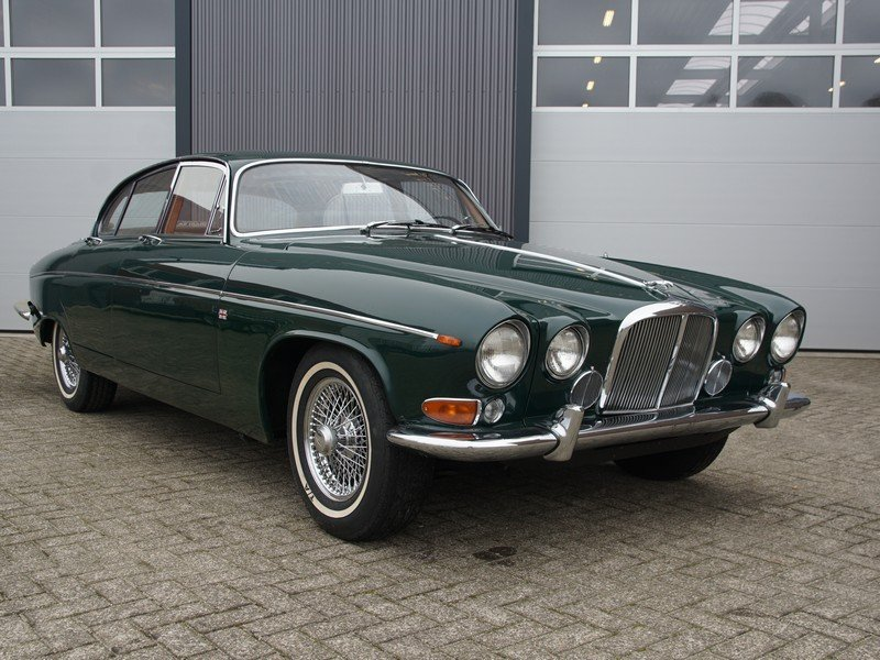 1968 Jaguar 420G only 93.586 km For Sale (picture 1 of 6)