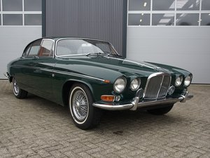 1968 Jaguar 420G only 93.586 km For Sale