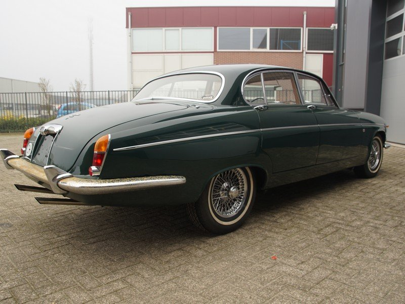 1968 Jaguar 420G only 93.586 km For Sale (picture 2 of 6)