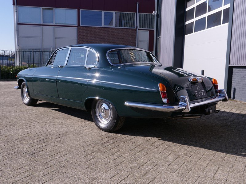 1970 Jaguar 420G only two owners, long term ownership For Sale (picture 2 of 6)