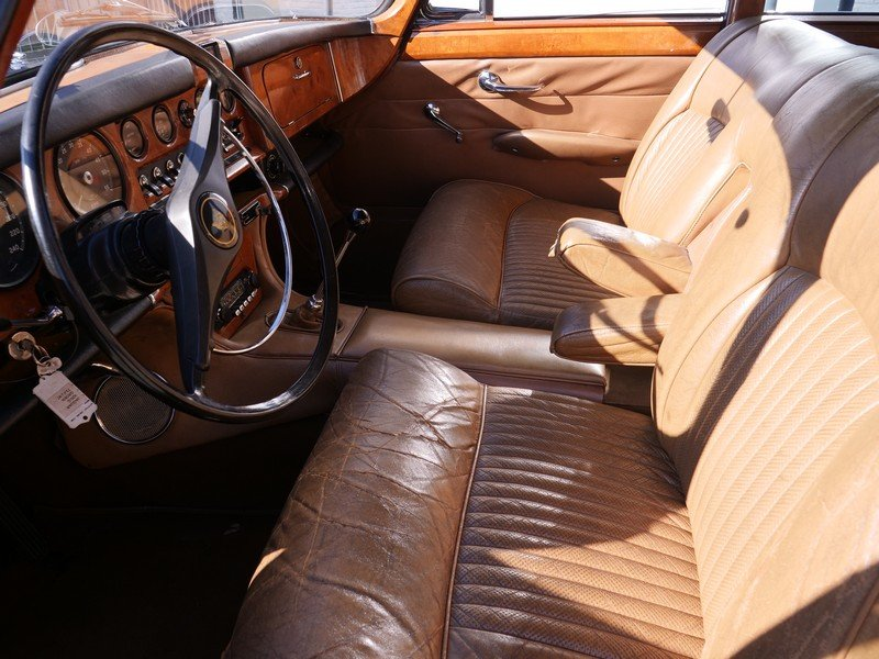 1970 Jaguar 420G only two owners, long term ownership For Sale (picture 3 of 6)