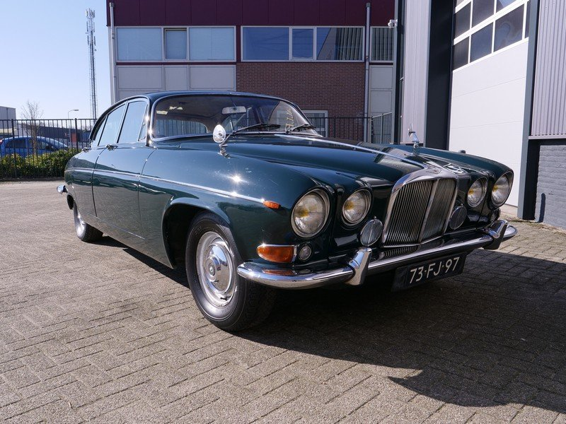 1970 Jaguar 420G only two owners, long term ownership For Sale (picture 5 of 6)