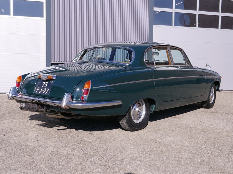1970 Jaguar 420G only two owners, long term ownership For Sale (picture 6 of 6)