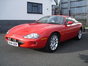 1998 JAGUAR XKR SUPERCHARGED COUPE 1999  For Sale