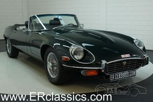 Jaguar E-Type S3 cabriolet 1973, V12 Matching numbers For Sale