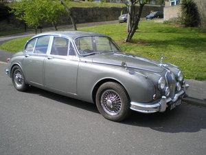1964 Jaguar Mk 2.3.4 Automatic.