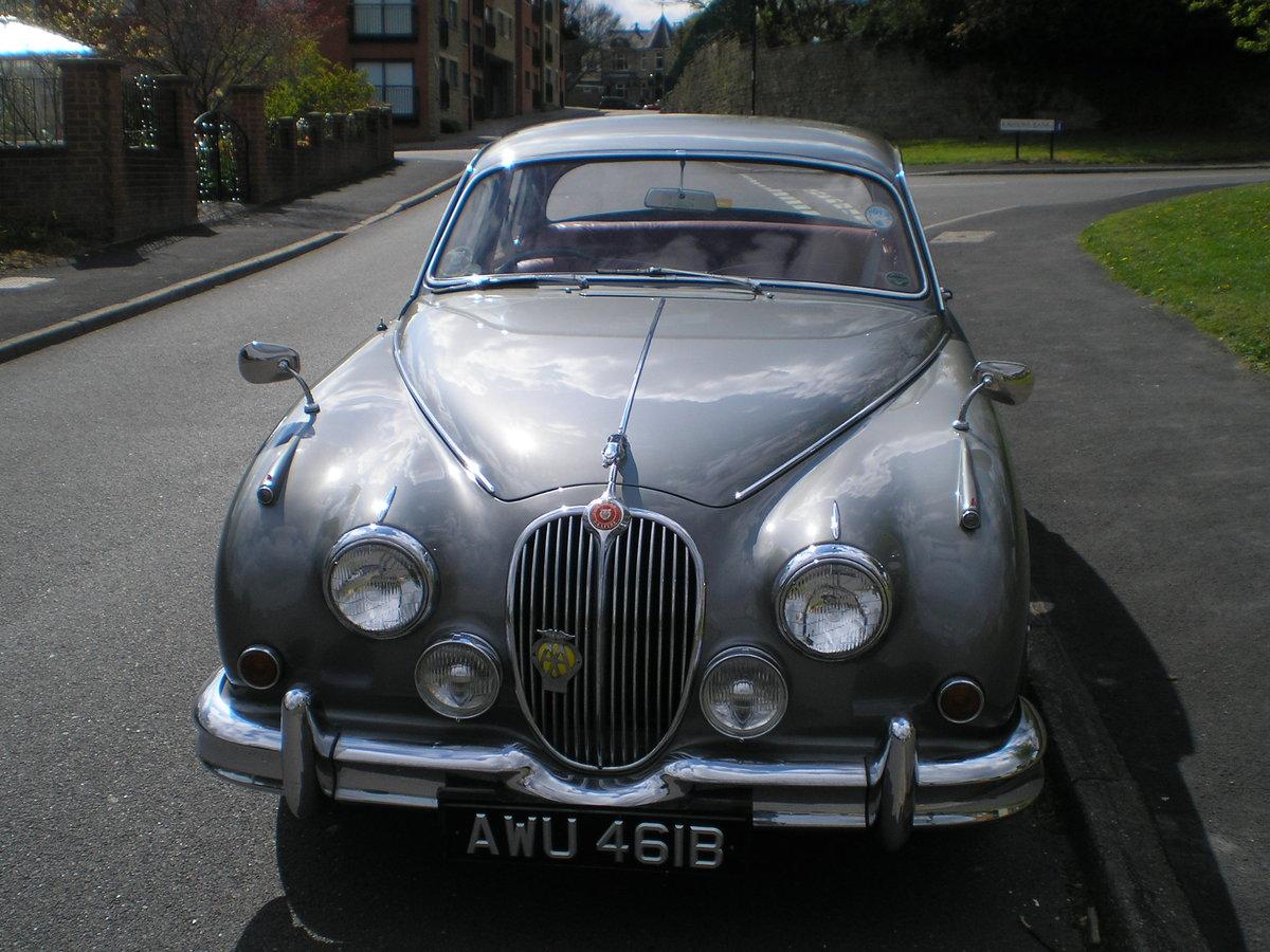 1964 Jaguar Mk 2.3.4 Automatic. SOLD (picture 2 of 6)