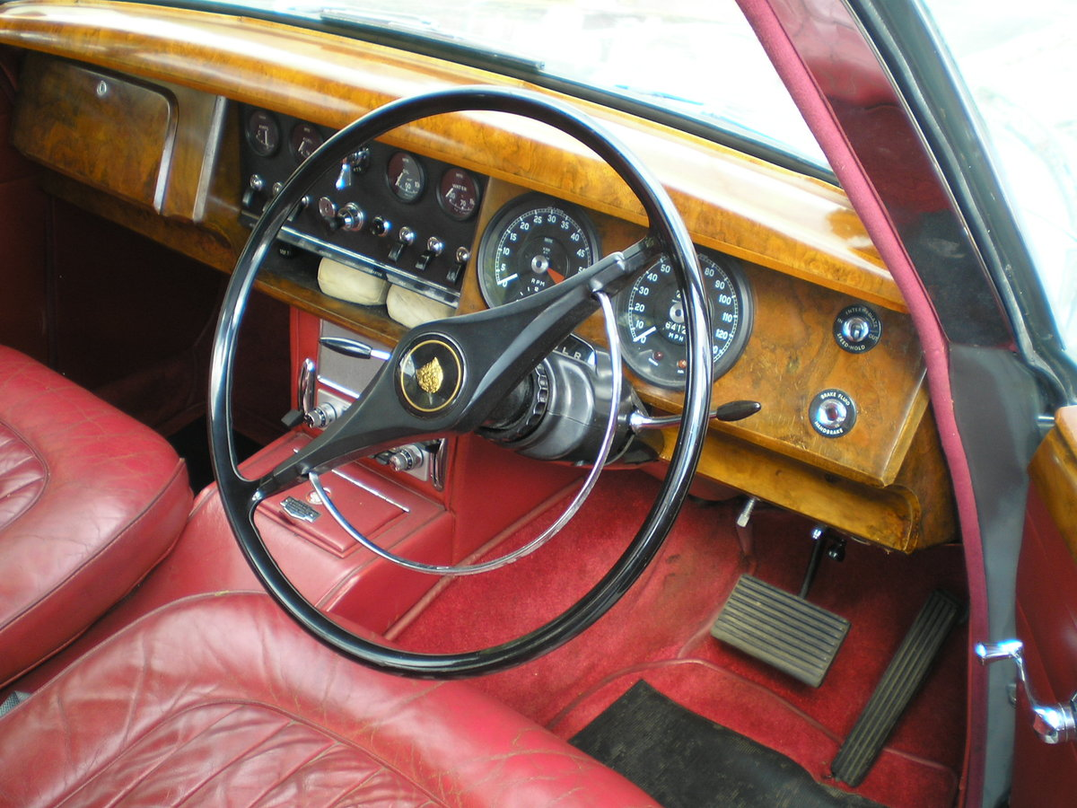1964 Jaguar Mk 2.3.4 Automatic. SOLD (picture 5 of 6)