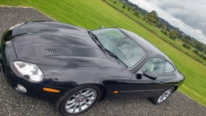 2001 Priced to sell Jaguar XKR V8 Supercharged
