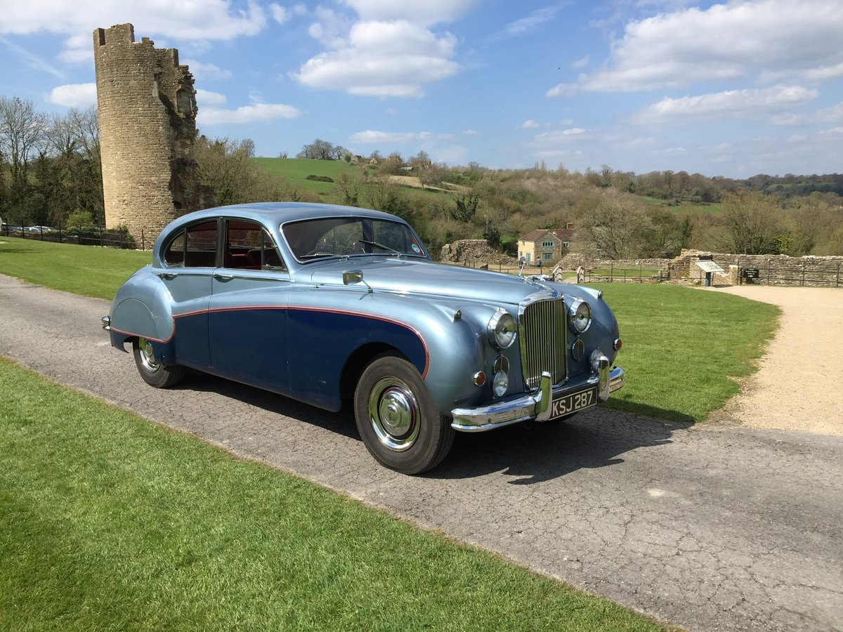 1958 Jaguar Mk VIII For Sale (picture 1 of 6)