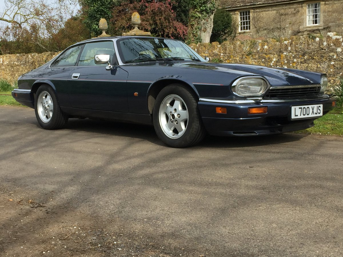 1993 Jaguar XJS 6 litre For Sale (picture 1 of 6)