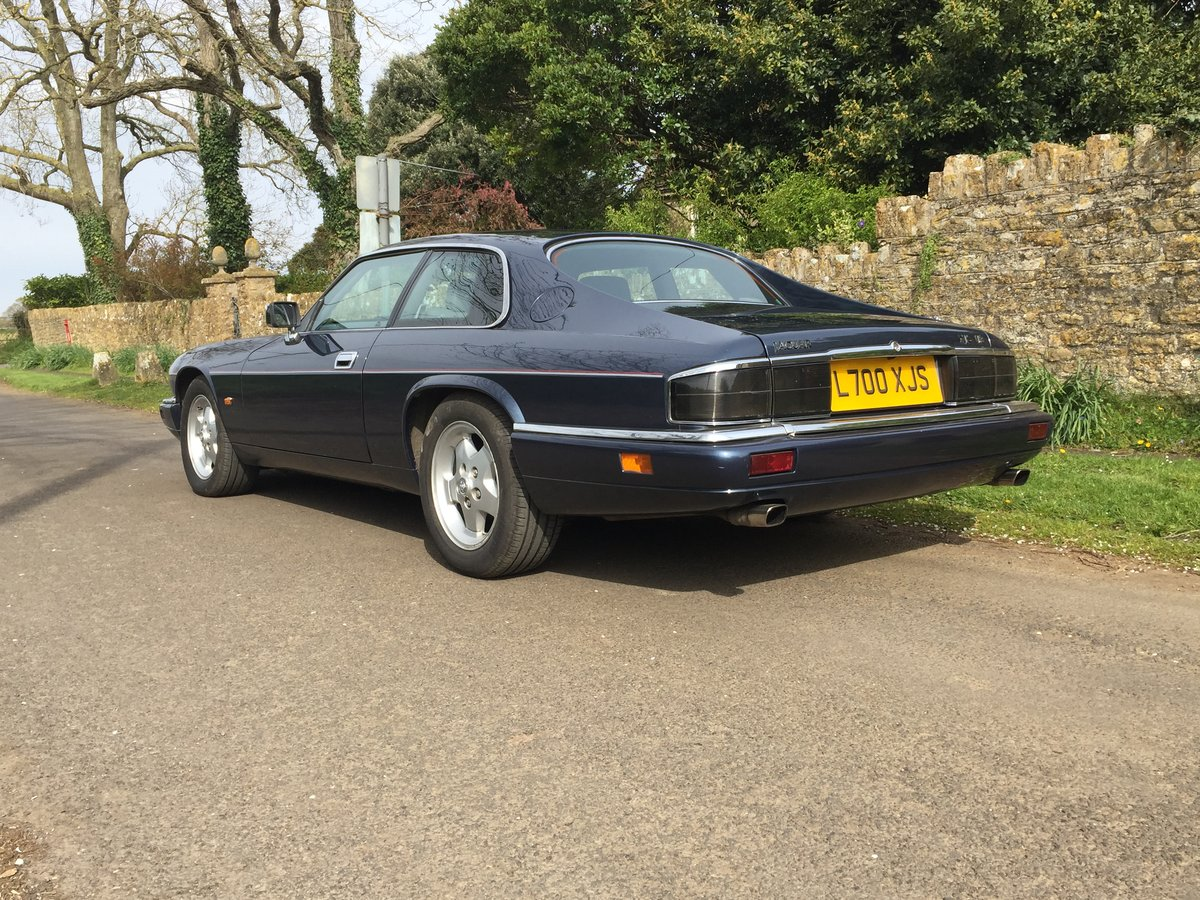 1993 Jaguar XJS 6 litre For Sale (picture 2 of 6)