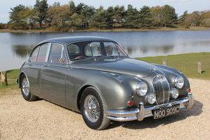 Superb 1965 Jaguar MK2 3.8 MOD for sale