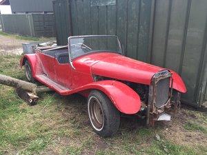 1952  Jaguar MkVII Special
