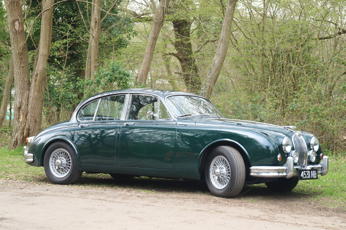 1960 Beautiful Mk2 2.4 For Sale (picture 1 of 6)