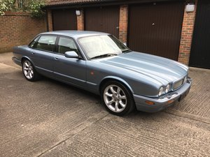 Jaguar XJR 2001 1 owner for last 14 years For Sale