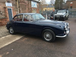 1964 JAGUAR MK2 3.4 For Sale