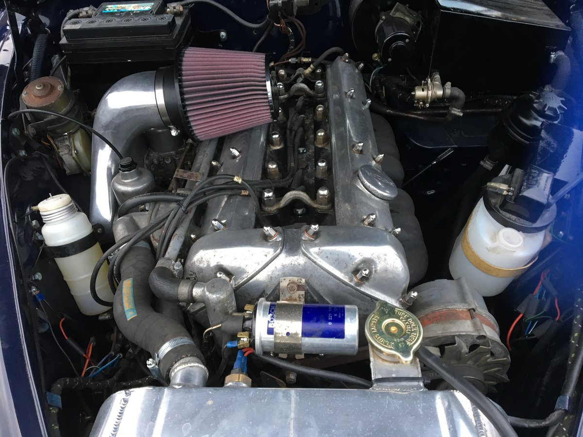 1964 JAGUAR MK2 3.4 For Sale (picture 4 of 6)