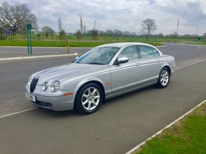 2004 Jaguar S Type 3L V6 SE  AUTO  fantastic condition  For Sale