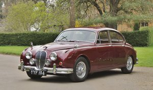 1960 Jaguar Mk.2 3.8 Manual Overdrive For Sale by Auction