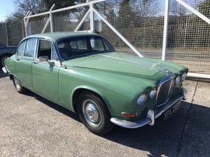 1968 Jaguar 420 For Sale by Auction