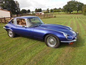 1973 Jaguar E-Type S3 V12 Coupe