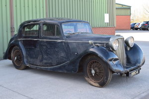 1949 Jaguar MkIV Saloon For Sale by Auction