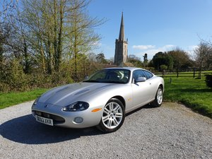 2003 Jaguar XKR Low Mileage Full Jaguar History