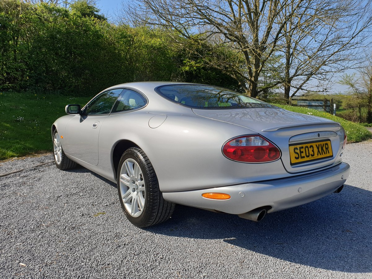 2003 Jaguar XKR Low Mileage Full Jaguar History  For Sale (picture 2 of 6)