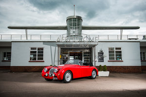 1960 Jaguar XK150s 3.8 Fast road/rally spec. For Sale by Auction
